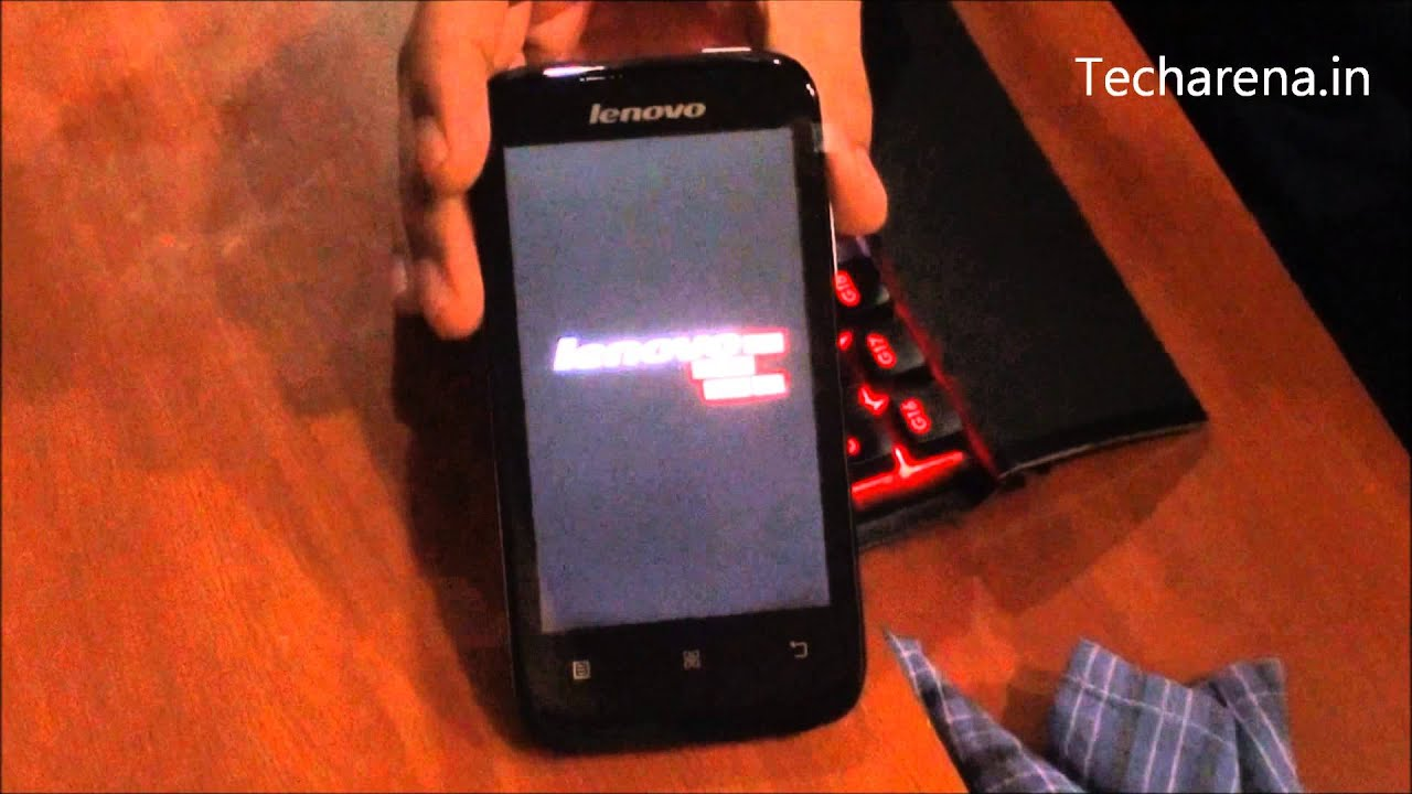 Lenovo A369i Software Update Videos - Waoweo