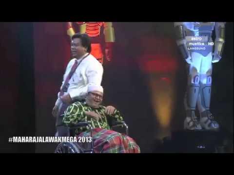 Maharaja Lawak Mega 2013 - Minggu 5 - Persembahan Comey