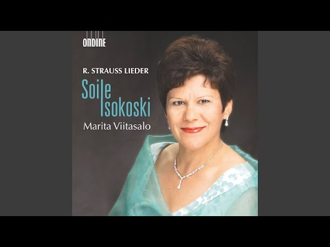 4 Lieder, Op. 27, TrV 170 (text by J.H. Mackay and H. Hart) : No. 2. Cacilie mp3