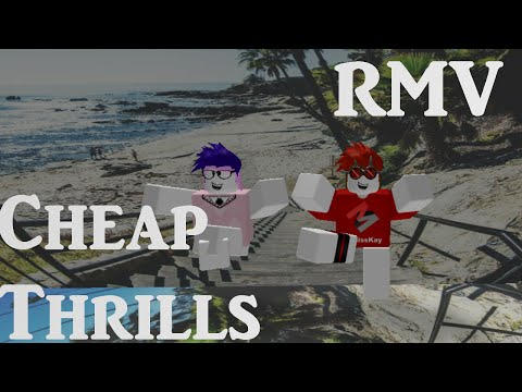 Cheap Thrills - Sia ft Sean Paul ROBLOX...