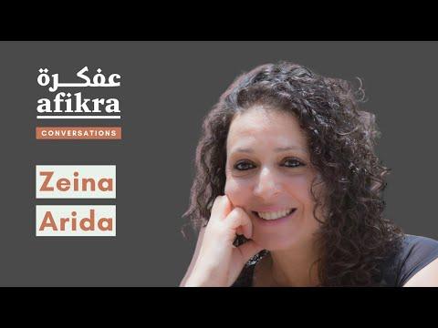 Director of Sursock Museum Zeina Arida  [afikra Conversations]