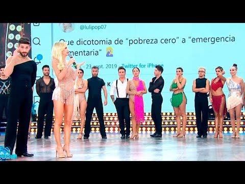 Luciana Salazar en showmatch