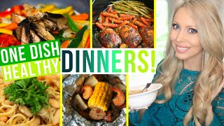 Healthy One Dish Dinner Ideas