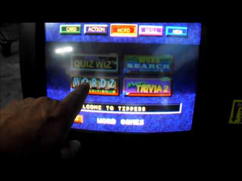 LASTBIDonline.com Coin Operated Touchscreen Game May 15-18 Auction