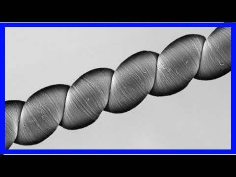 These tangled carbon nanotubes can harvest energy directly from breathing and ocean waves