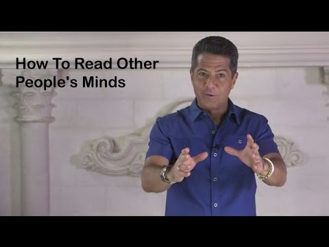 Carlos Marin - How To Read Other People's Minds