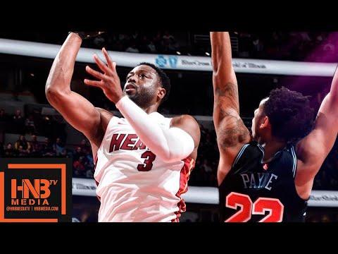 Chicago Bulls vs Miami Heat Full Game Highlights | 11.23.2018, NBA Season
