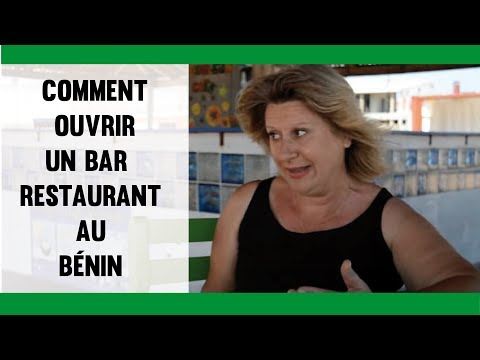 Partage Expérience de vie au Bénin: Véronique LOUMAN Gérante Couleur Café Cotonou