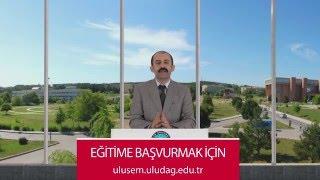 ULUSEM | 4-6 Yaş Çocuk Eğitimi ve Etkinlikleri Sertifika Programı 2017 Video