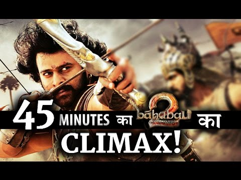 Thumbnail: Baahubali 2 Climax- The longest climax in industry