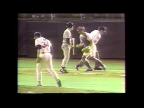 Nolan Ryan Express music video by Darrell Mansfield