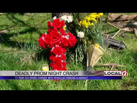 Teen Driver Charged For Fatal Prom Crash In Butler County