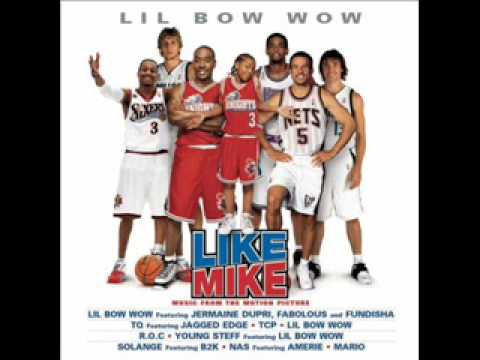 Lil Bow Wow  Basketball HIGH QUALITY  HQ