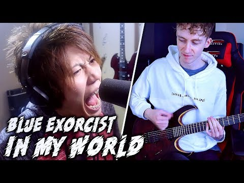 IN MY WORLD - Blue Exorcist (Opening 2 Full) - MattyyyM & Romix Cover