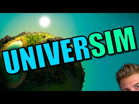 CIVILIZATION GOD GAME! | The Universim [Gameplay Part 2] Let's Play: Ep 2 |
