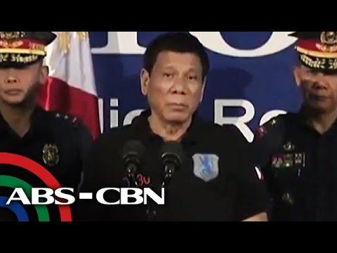 Bandila: Pangulong Duterte, planong humingi ng aid sa China