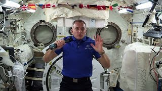 Questions and answers with David Saint-Jacques live from space
