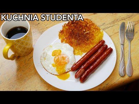 Hash Brown za 0,50zł | Kuchnia Studenta #33
