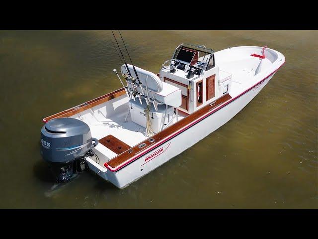 Florida Sportsman Project Dreamboat [2021] Episode 2: Bertram Conversion & Outrageous Boston Whaler