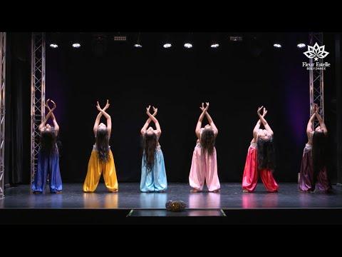 O Saki Saki Neha Kakkar, Tulsi Kumar, B Praak Fleur Estelle Dance Company
