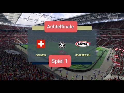 Achtelfinale Europameisterschaft