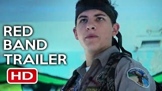 Scouts Guide to the Zombie Apocalypse Red Band Trailer (2015) Horror Comedy Movie HD