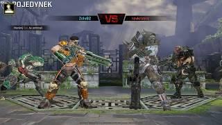 Quake Champions - duel z kumplem