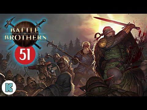 [FR] Battle Brothers | 51 |  Crise de fin de partie. On les hait !