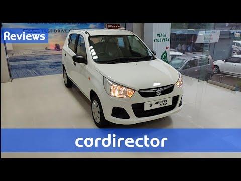 Maruti Suzuki Alto K10 2018 VXI | Alto K10 VXI(O) 2018 in-depth Review| Interior and Exterior-Review