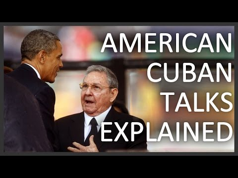 United States -  Cuba normalization of relations explained