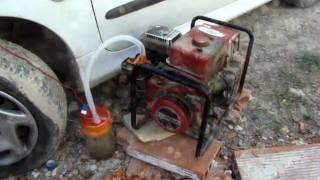 moteur a eau HHO