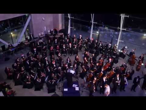 Holiday on the Hill-Conejo Valley Youth Orchestra 12 10 17