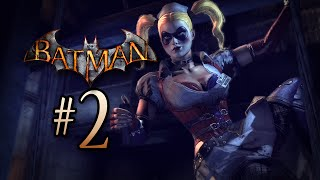 "Countdown to Arkham Knight: Batman Arkham Asylum Walkthrough - Part 2 - ""Into The Madness!"""