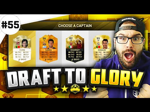FINALLY A GREAT FUT DRAFT TEAM - Draft to Glory #55 - FIFA 16 Ultimate Team