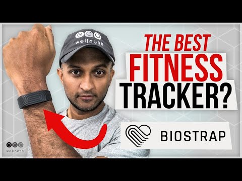 Biostrap - Best Fitness Tracker | Fitness Band