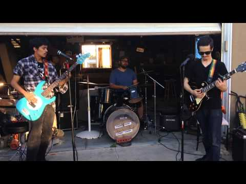 """Something Else"" new original song by San Diego local band The Visiters"