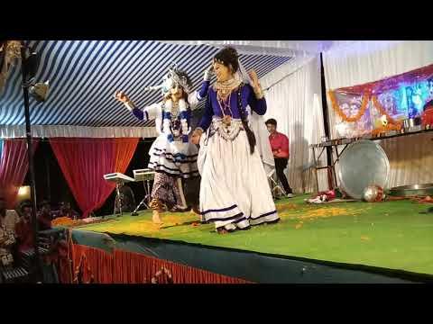 Kanha Kate Na Tu Chutki Meri Phoot Jaegi Matki || Radha Krishna Raas Leela || Sunil Raikwar ||