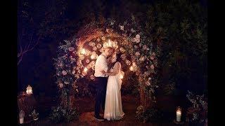 Свадьба в огнях от Студии Свадеб LoveStory