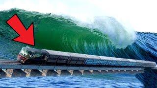दुनिया के 5 सबसे खतरनाक रेलवे ट्रैक जहां जाना नही चाहेंगे 5 Most Dangerous Train Bridge In The World