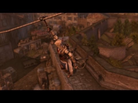Fort Wolcott (Full Sync) - Assassins Creed III Peg Leg Mission #1