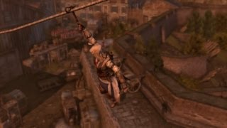 Fort Wolcott (Full Sync) - Assassins Creed III Peg Leg Mission #1