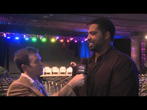 Hall Of Famer Jonathan Ogden, 1-On-1