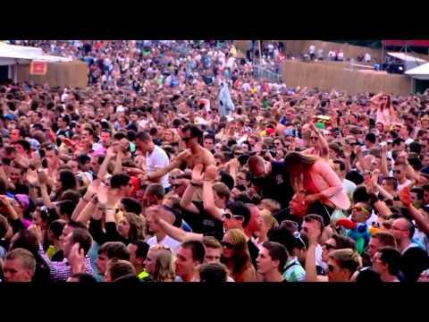 Defqon.1 Festival 2012 The Live Registration Headhunterz + Wildstylez Full Set Blu ray