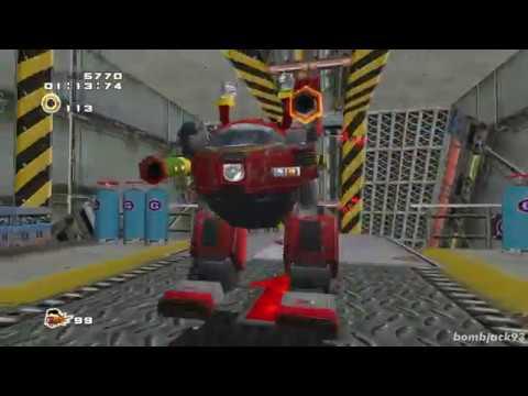 Sonic Adventure 2 Battle [PC/Español] (Parte 34: Misiones Extra: Iron Gate [A-Rank])