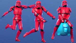 SITH TROOPER STAR WARS Skin with All Dances & Emotes FORTNITE