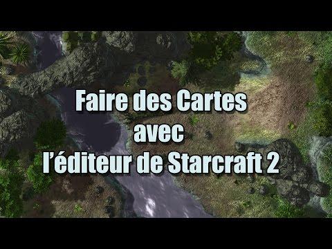 Tuto-Faire des Cartes avec l'éditeur de Starcraft2