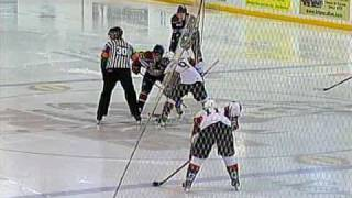 Andrew Shaw vs. Garret Ross, Nov.12, 2009