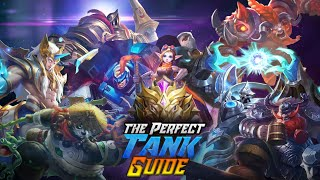 Become the perfect Tank | When to gank & How to Gank | Mobile Legends