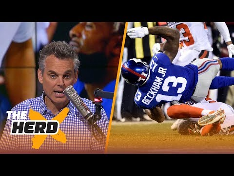Best of The Herd with Colin Cowherd on FS1 | August 22nd 2017 | THE HERD