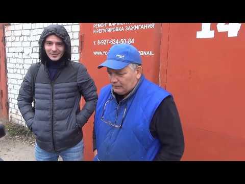 Доводка карбюратора на Мерседес-190/2л